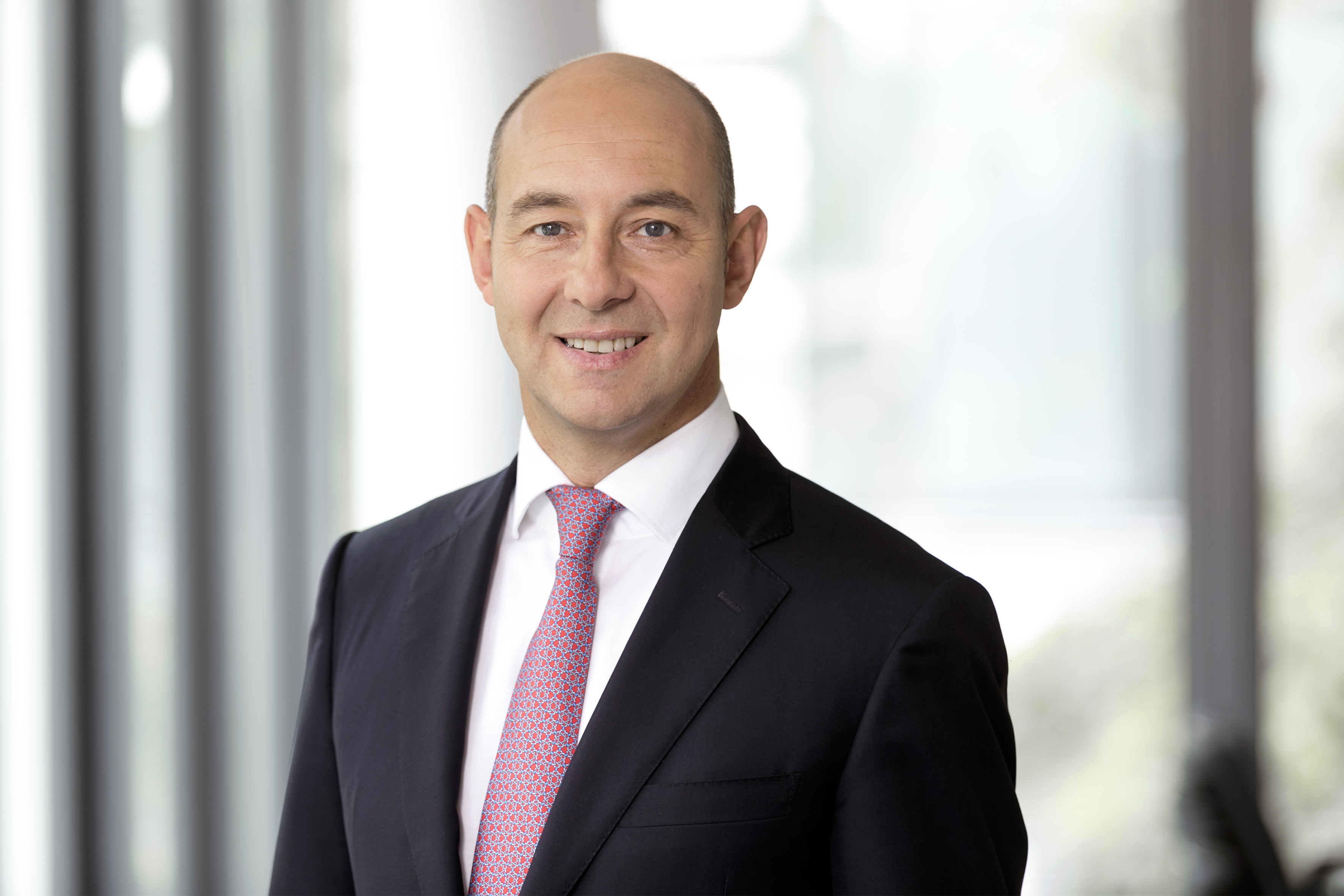 Marc Robert-Nicoud CEO of Clearstream Holding